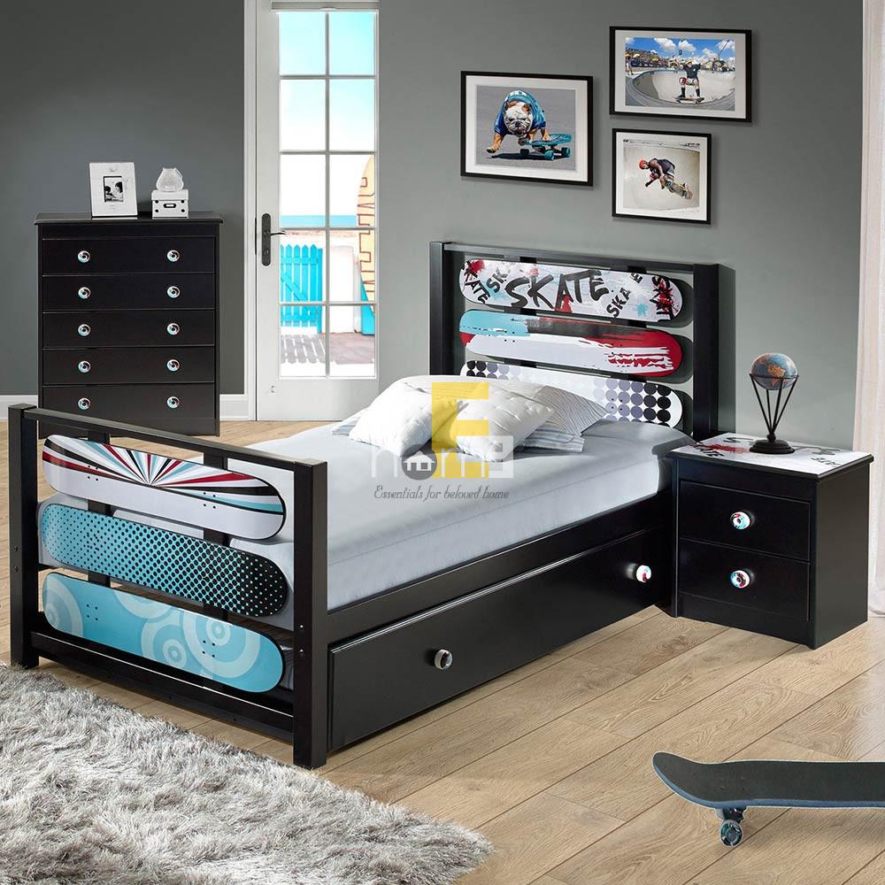 Giường hộp đa năng IATB001