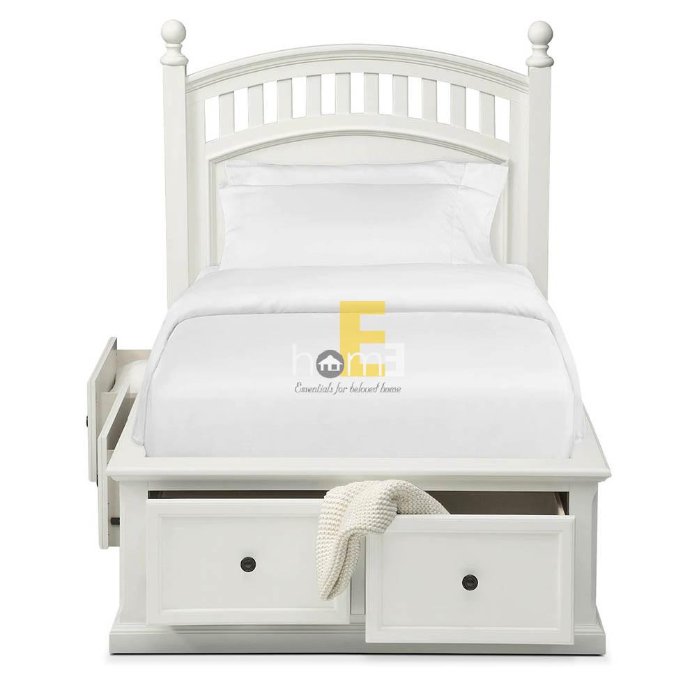 ngăn kéo đuôi giường