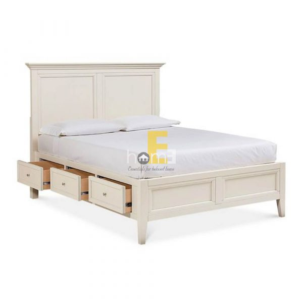 Giường hộp KBB009