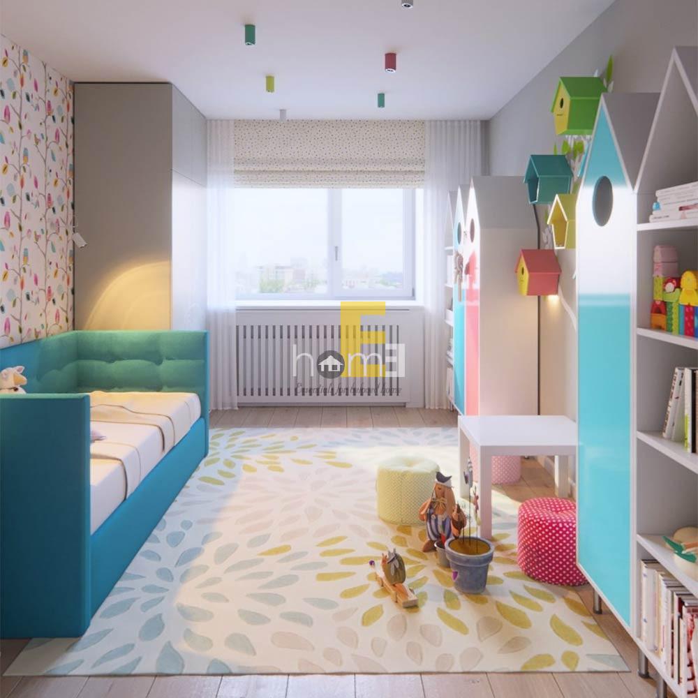 Các sản phẩm nội thất KIDS & TEEN được làm từ vật liệu an toàn