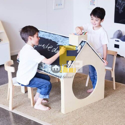 bàn tập vẽ, vui chơi cho trẻ em KP005