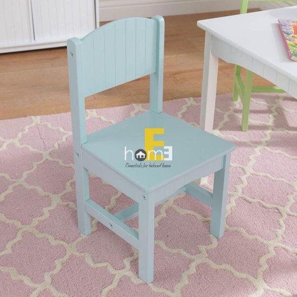 ghế màu xanh