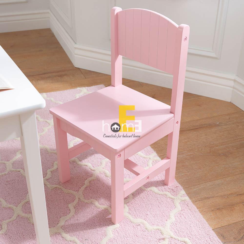 ghế màu hồng