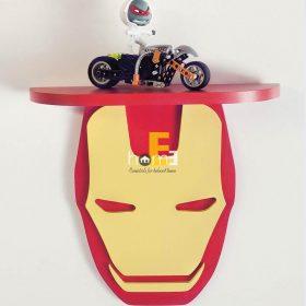 MiniDeco005 kệ treo tường hình Iron Man