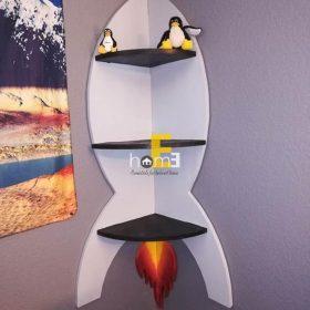 MiniDeco025 hình tên lửa