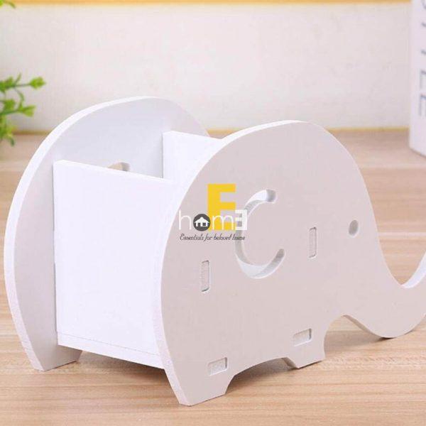 thiết kế khay đựng đồ hình chú voi