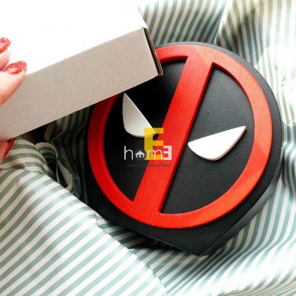 Hộp cắm bút hình Deadpool đáng yêu