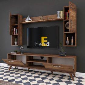 Tủ trang trí phòng khách PPG001