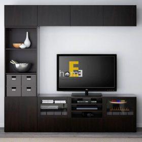 Tủ trang trí ở phòng khách PPG012