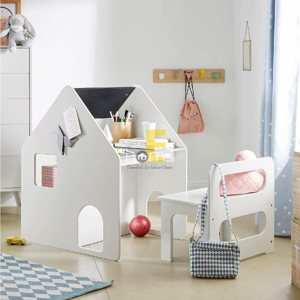 Chọn nội thất kích thích sự tưởng tượng, tư duy cho con cái