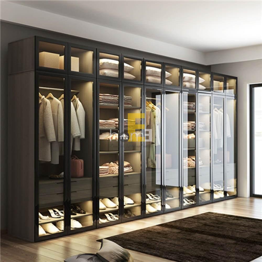 PPW011 - tủ quần áo sang trọng