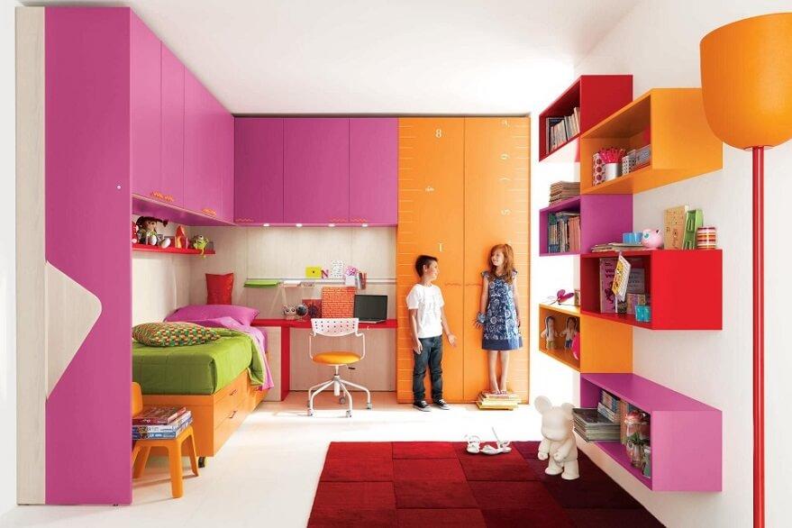Làm thế nào để chọn đồ nội thất cho phòng của trẻ em?