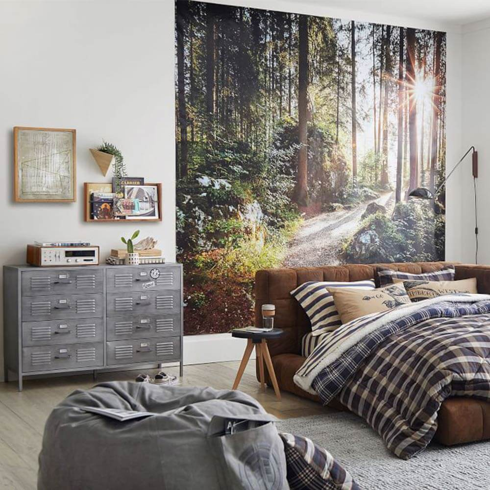 Kinh nghiệm chọn mua giường ngủ gỗ cho bé chất lượng
