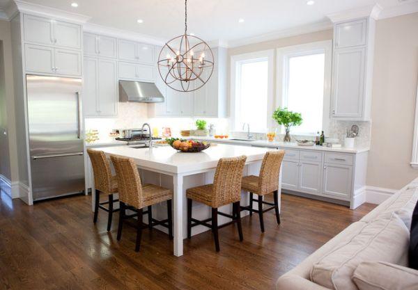 Xu hướng chọn bàn ghế phòng ăn đẹp và hợp phong cách cho gia đình