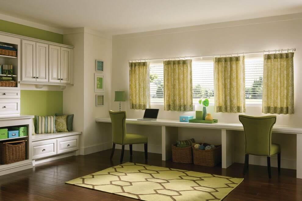 Lựa chọn vị trí đẹp để đặt phòng làm việc tại nhà