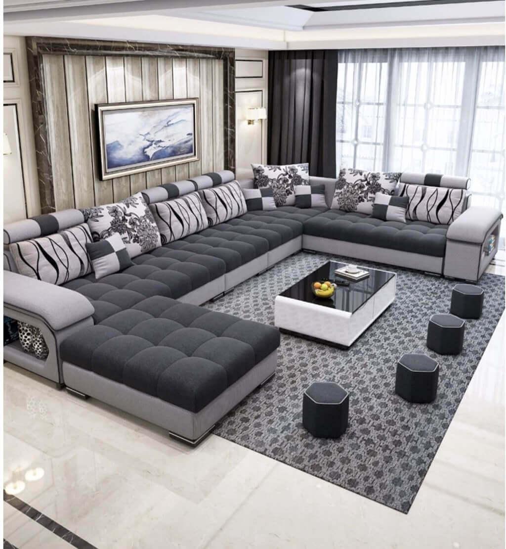 Chất liệu Sofa làm từ vải