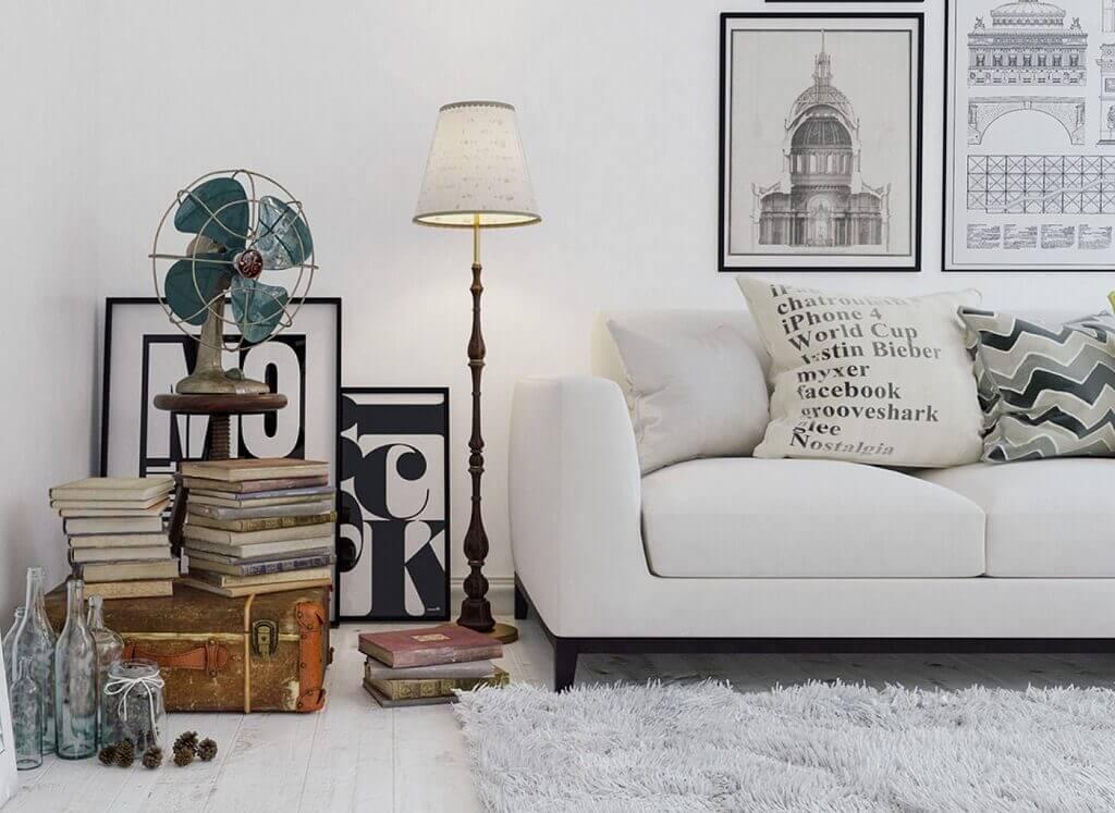 Chất liệu Sofa làm từ nỉ