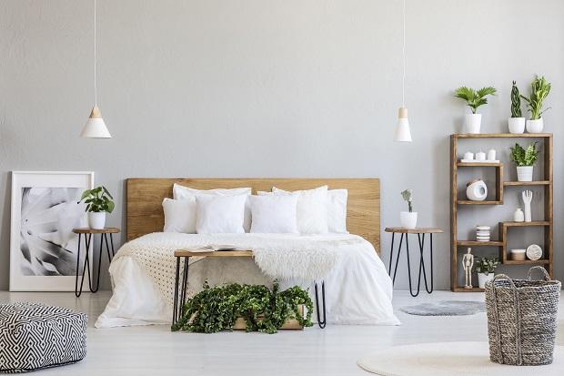 10 ý tưởng trang trí đầu giường phòng ngủ tuyệt đẹp